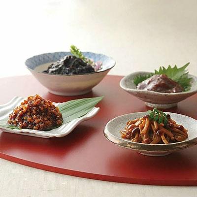 日本全国のおいしいものを佃煮に グルメ佃煮セット