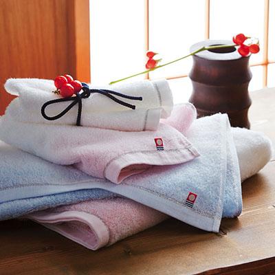 綿あめカラー ふわふわ今治日本製タオル
